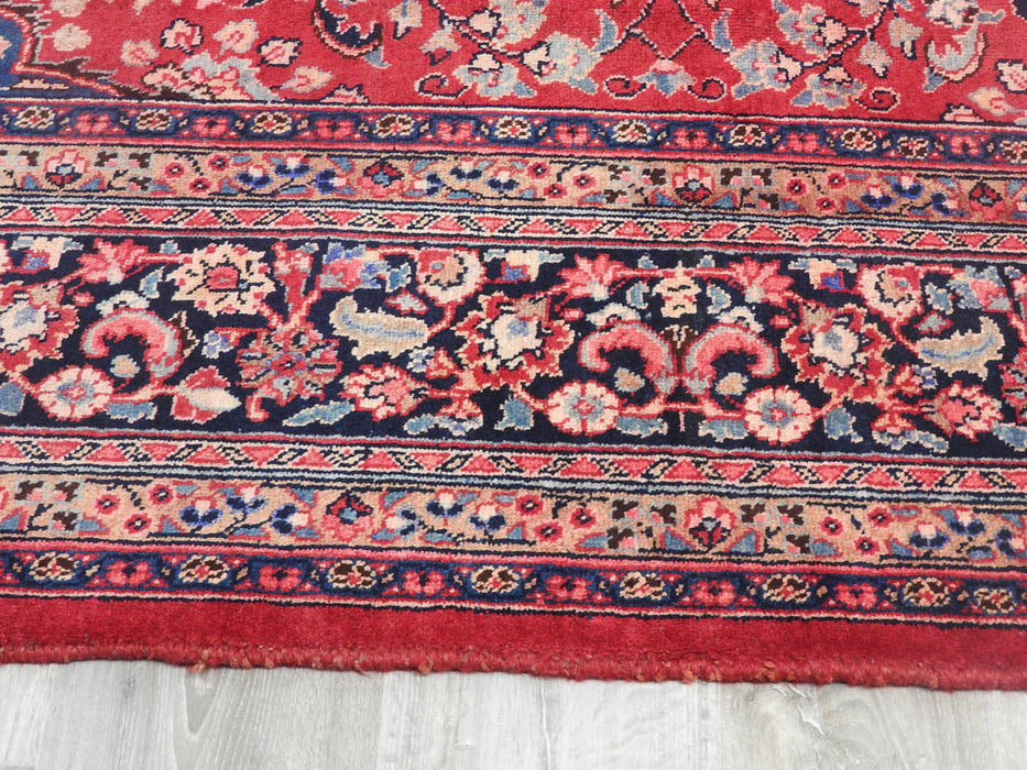 Persian Hand Made Sabzevar Rug Size: 332 x 248cm-Persian Rug-Rugs Direct