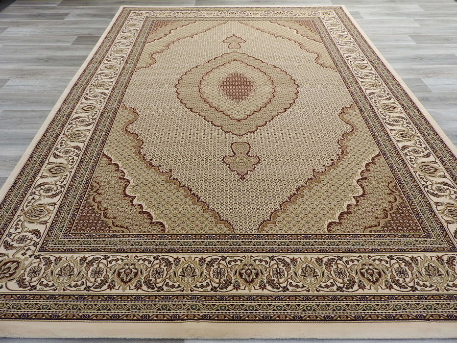 Traditional Mahi Design Turkish Rug-Traditional Design-Rugs Direct