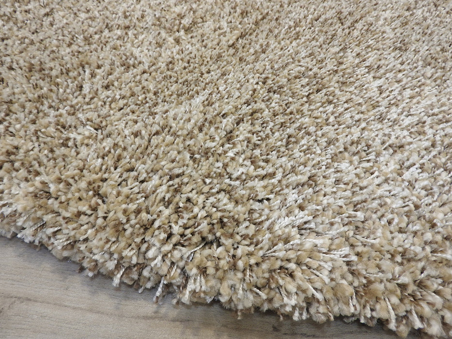 Caramel & Off White Shaggy Turkish Rug-Shaggy Rug-Rugs Direct