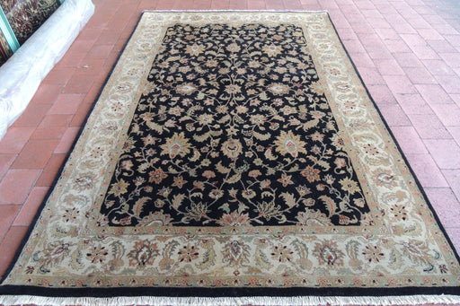 Hand Knotted Jaipur Rug Size: 180 x 277cm-Unclassified-Rugs Direct