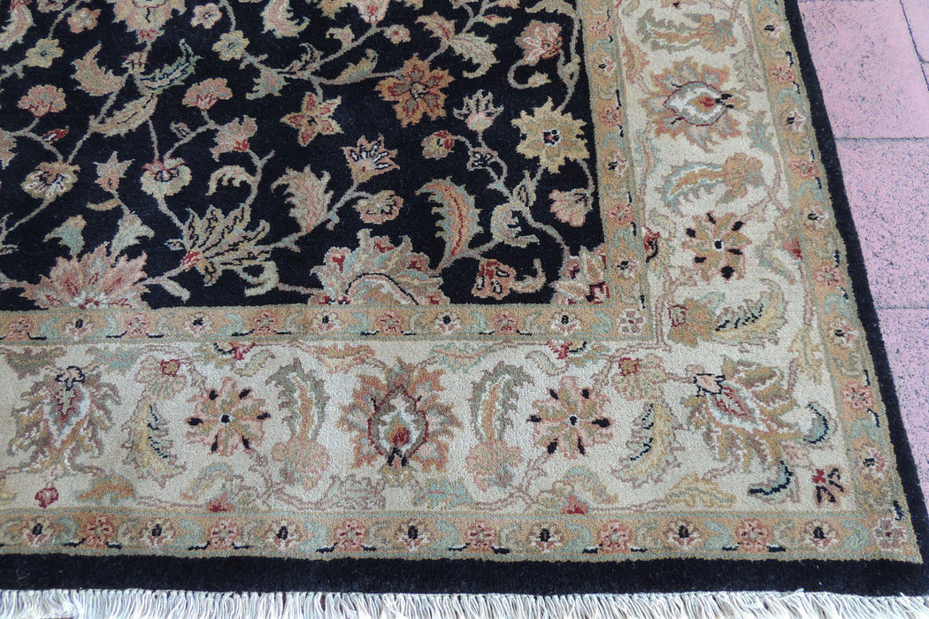 Hand Knotted Jaipur Rug Size: 180 x 277cm