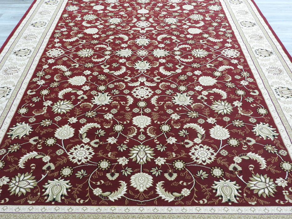 Traditional Floral Design Turkish Rug-Traditional Design-Rugs Direct