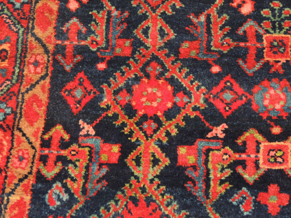 Persian Hand Made Borujerd Rug 200cm x 132cm-Physical-Rugs Direct