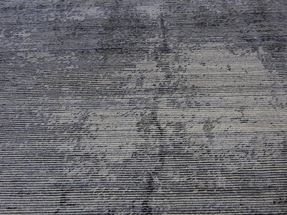 Mottled Design Bamboo Silk & NZ Wool Rug Size: 240 x 172cm-Modern Rug-Rugs Direct