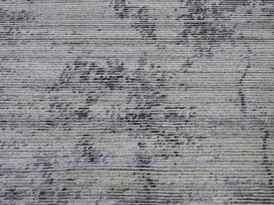 Mottled Design  Bamboo Silk & NZ Wool Rug  Size: 240 x 172cm
