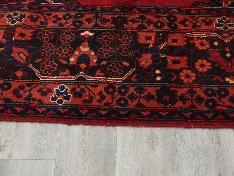 Persian Hand Knotted Ferdous Rug Size: 298 x 200cm