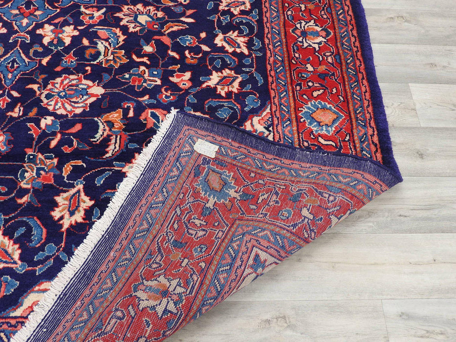 Persian Hand Knotted Sarouk Rug Size: 310 x 225cm