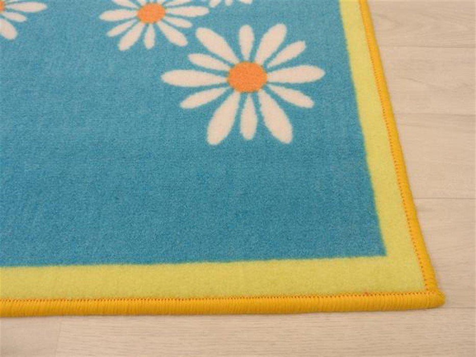 Non slip Kids Mat - Dora Daisy-Kids Rug-Rugs Direct