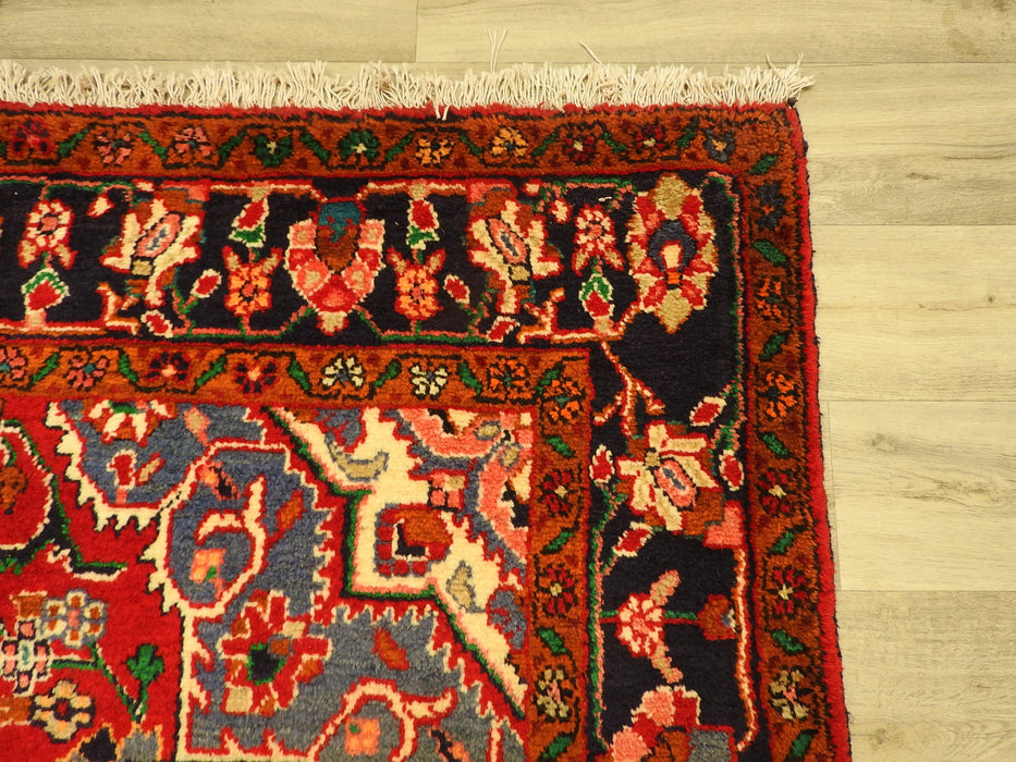 Persian Hand Made Hamedan Rug Size: 170 x 310cm-Persian Rug-Rugs Direct