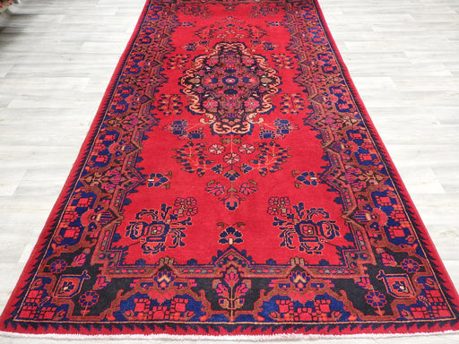 Persian Hand Knotted Baluchi Rug Size: 310 x 160cm