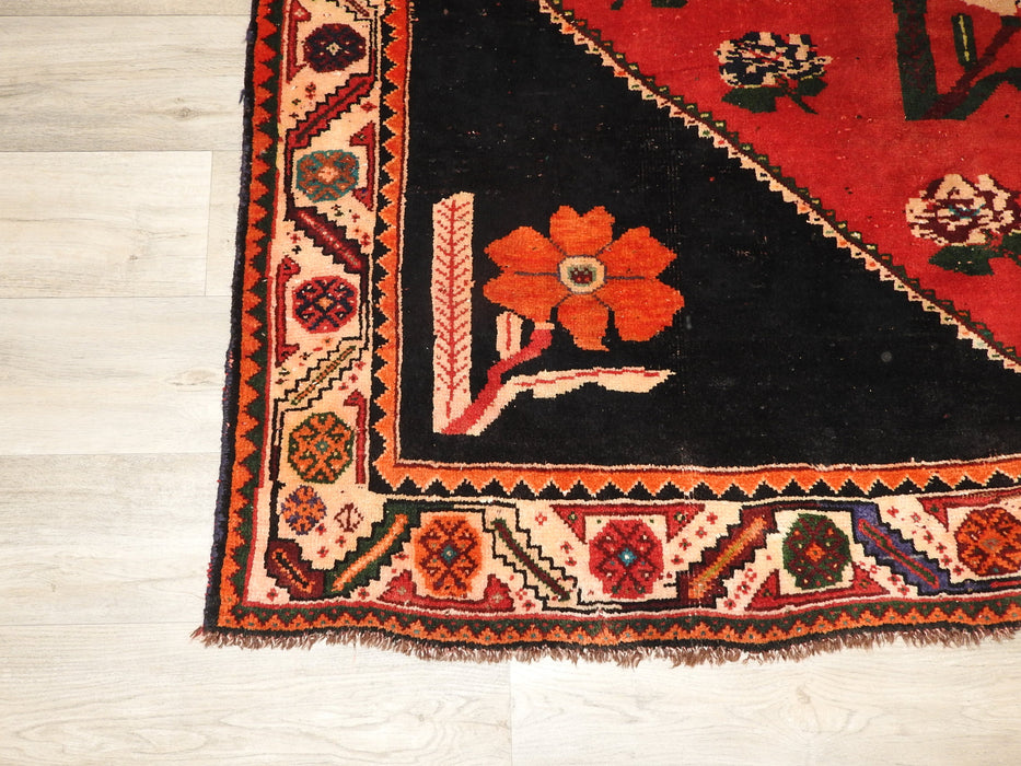 Persian Hand Knotted Gabbeh Rug Size: 244 x 173cm