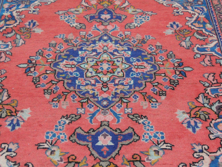 Persian Hand Made Golpayegan Rug Size 153 x 110cm-Physical-Rugs Direct