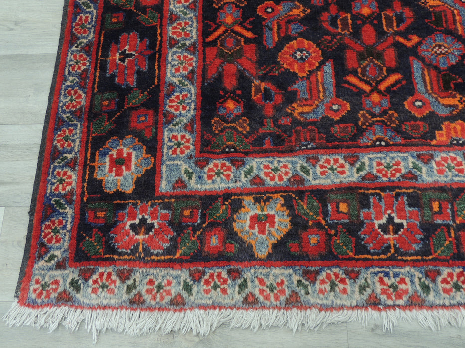 Persian Hand Made Hamedan Rug Size: 130 x 235cm-Unclassified-Rugs Direct