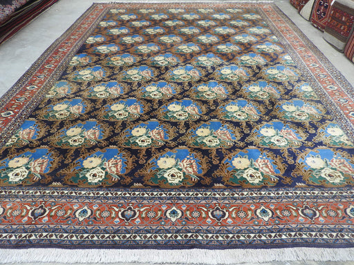 Persian Hand Knotted Babak City Rug Size: 387 x 285cm