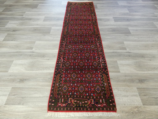 Persian Hand Knotted Koliai Hallway Runner Size: 260 x 70cm