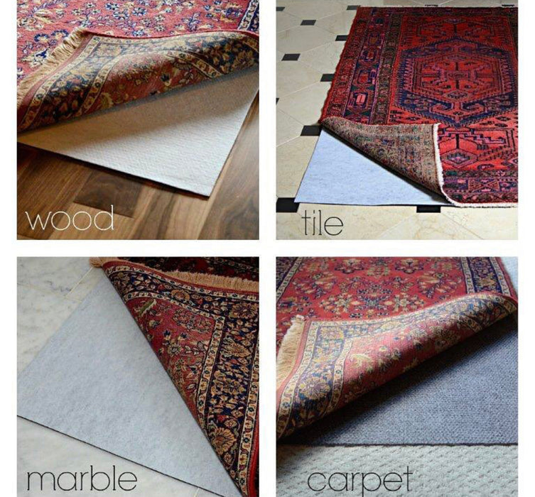 High Performance Premium Rug-Grip Underlay Size: 160 x 225cm-Unclassified-Rugs Direct