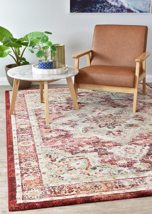 Mastercraft Faded Look Argentum Rug
