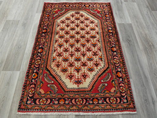 Persian Hand Knotted Shahsavan Rug Size: 155 x 107cm