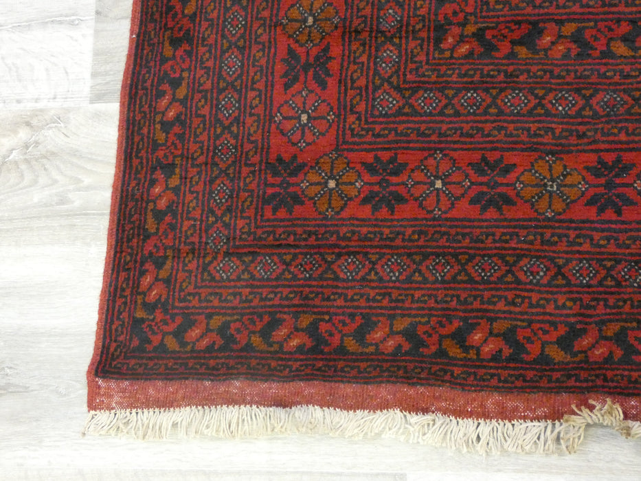 Afghan Hand Knotted Khal Mohammadi Rug Size: 298 x 200cm