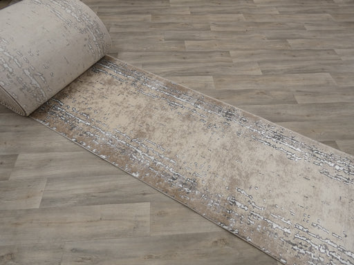 Modern Erased Hallway Runner 80cm Wide x Cut to Order-Hallway Runner-Rugs Direct
