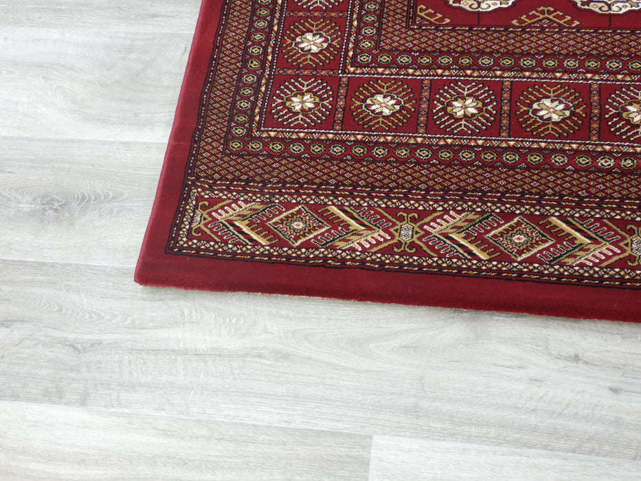 Traditional Turkman Design Turkish Rug-Traditional Design-Rugs Direct