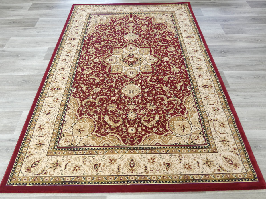 Persian Medallion Design Traditional Top Quality Rug