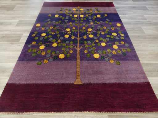 Authentic Persian Hand Knotted Gabbeh Rug Size: 235 x 167cm