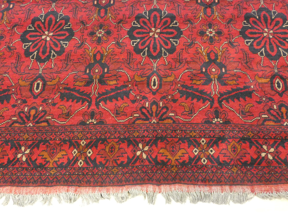 Afghan Hand Knotted Khal Mohammadi Rug Size: 295 x 203cm