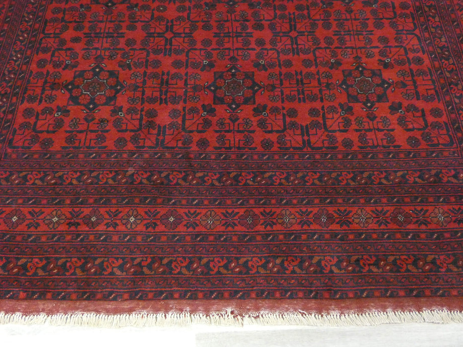 Afghan Hand Knotted Khal Mohammadi Rug Size: 293 x 200cm