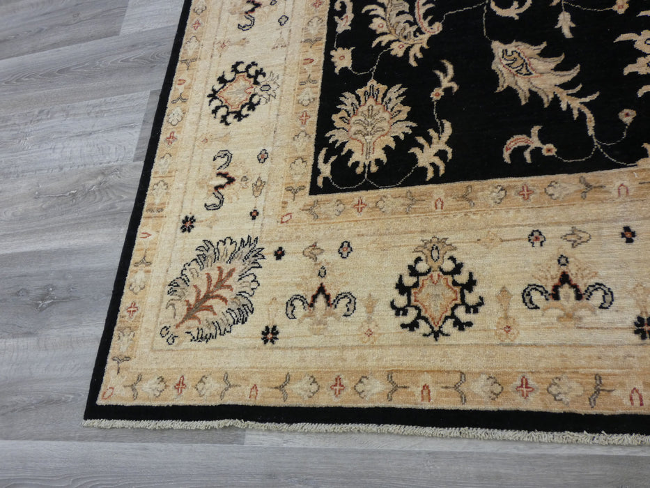 Afghan Hand Knotted Choubi Rug Size: 215 x 325cm
