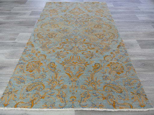 Afghan Hand Knotted Choubi Rug Size: 248 x 154cm