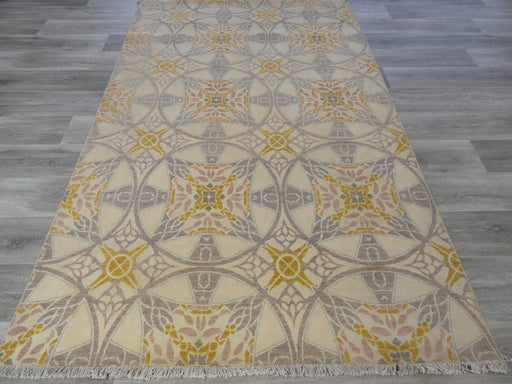 Afghan Hand Knotted Choubi Rug Size: 244 x 156cm