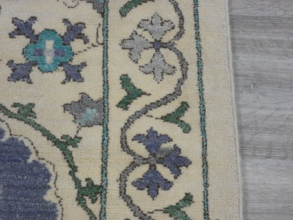 Afghan Hand Knotted Choubi Rug Size: 346 x 272cm