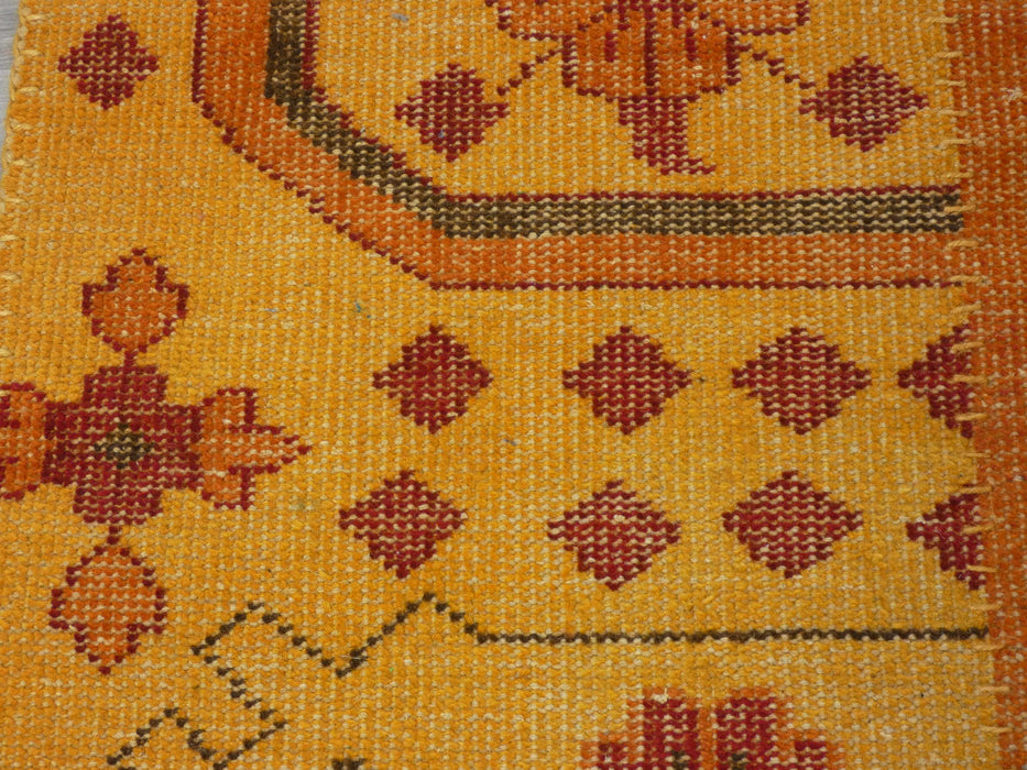 Patchwork Amberglow Coloured Rug-Patchwork Rug-Rugs Direct