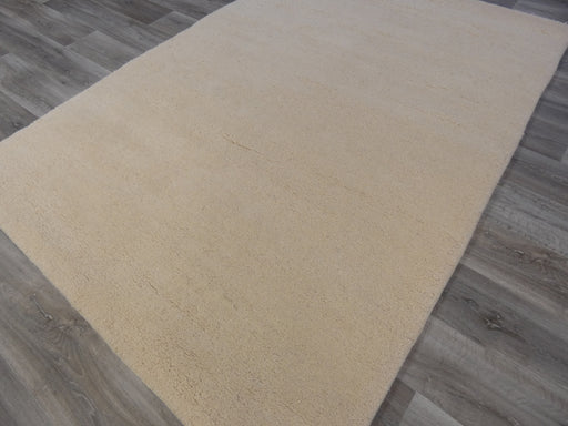 Hand Knotted Modern Moroccan Rug
