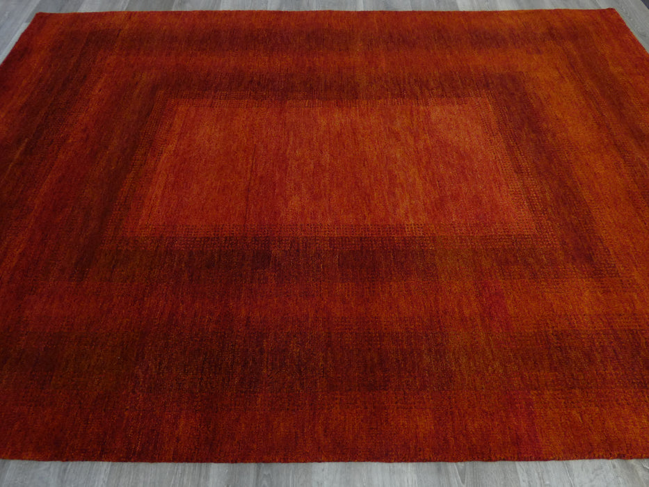 Hand Knotted Gabbeh Rug Size: 170 x 240cm-Gabbeh Rug-Rugs Direct