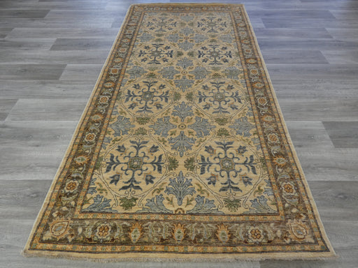 Afghan Hand Knotted Choubi Rug Size: 247 x 127cm