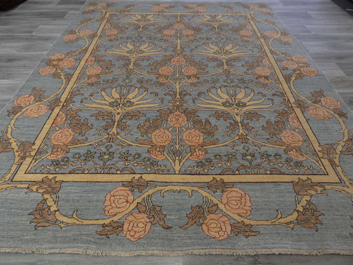 Afghan Hand Knotted Super Fine Choubi Rug Size: 295 x 242cm