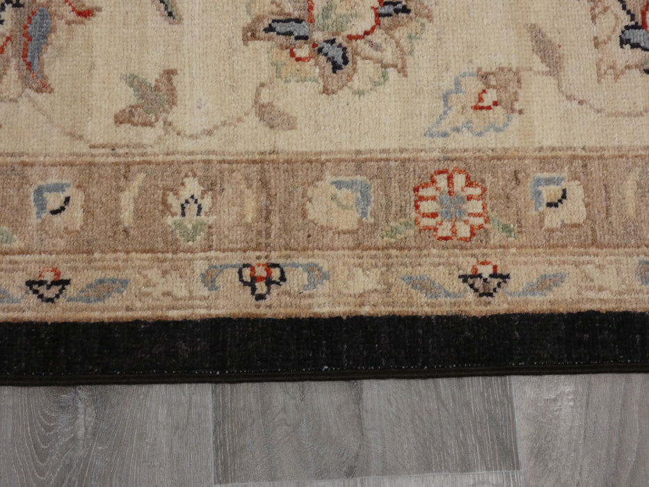 Afghan Hand Knotted Super Fine Choubi Rug Size: 414 x 295cm
