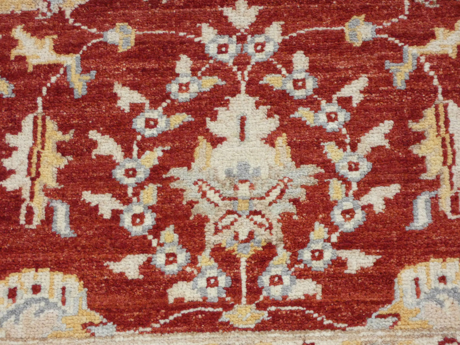 Afghan Hand Knotted Choubi Rug Size: 148 x 85cm