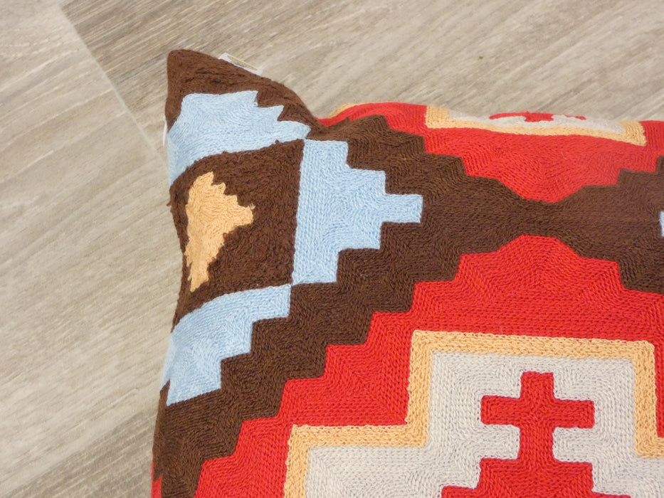 Suzani Cushion-Cushions-Rugs Direct