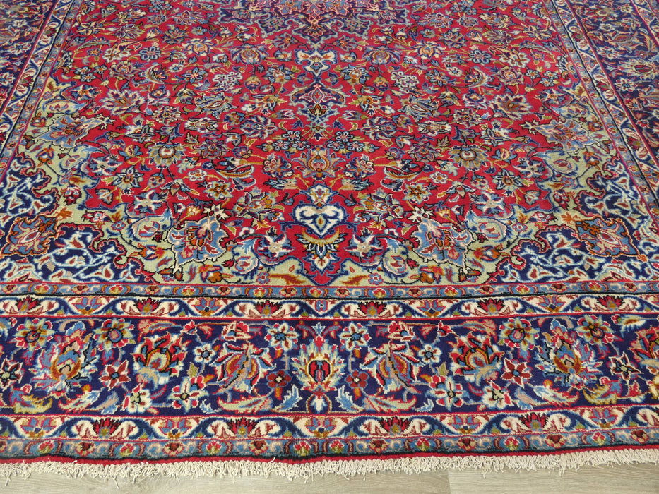 Persian Hand Knotted Najaf Abad Rug Size: 405 x 305cm-Persian Rugs-Rugs Direct