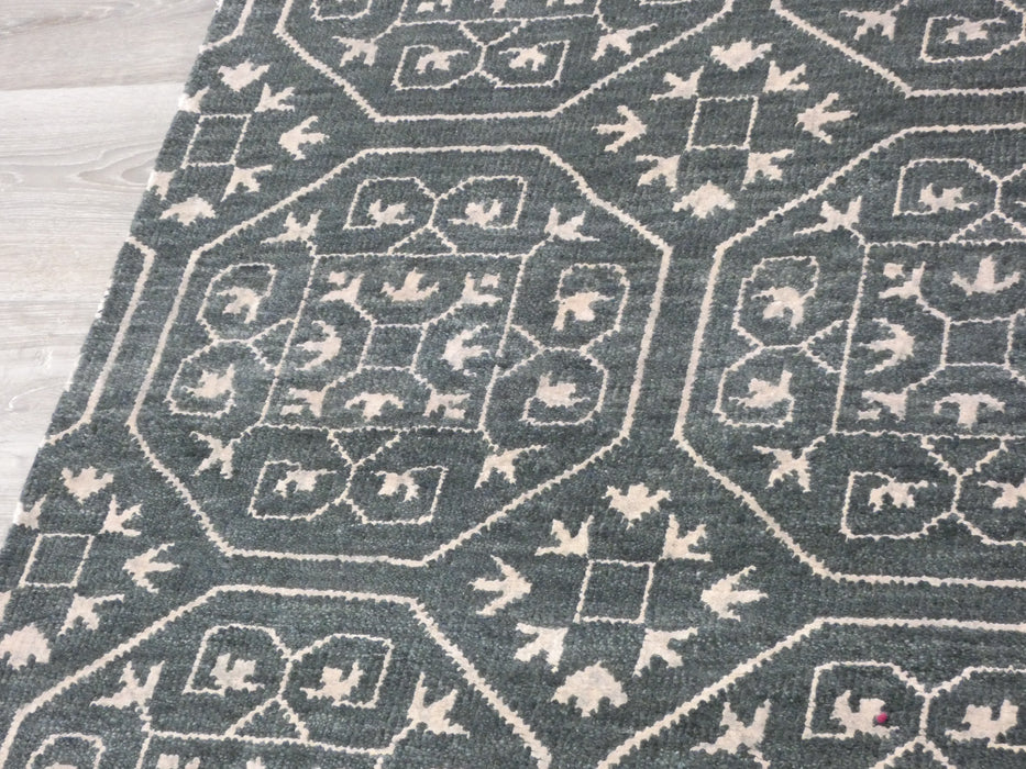 NZ Wool & Bamboo Silk Hand Knotted Rug-Bamboo Silk-Rugs Direct