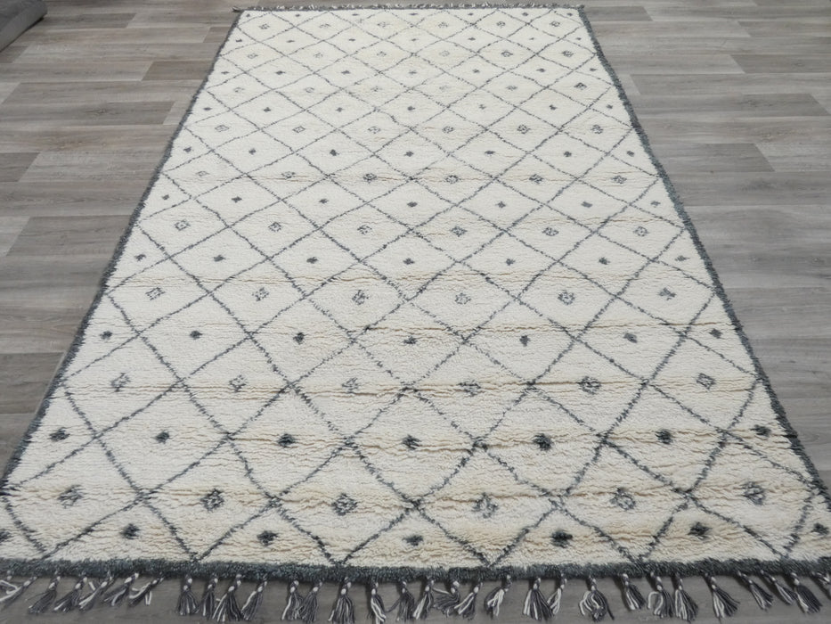 Moroccan Style Handmade Woolen Rugs-Moroccan style Rug-Rugs Direct
