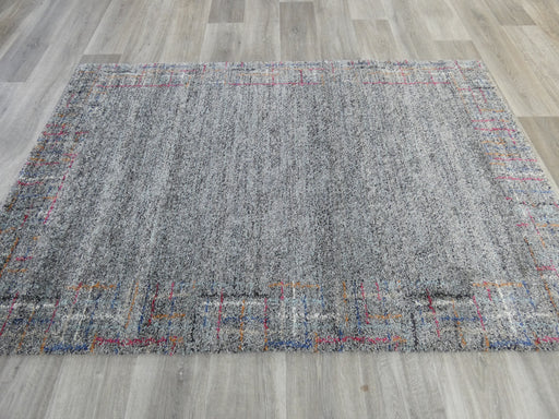 Thick Modern Green Colour Rug-Shaggy Rug-Rugs Direct