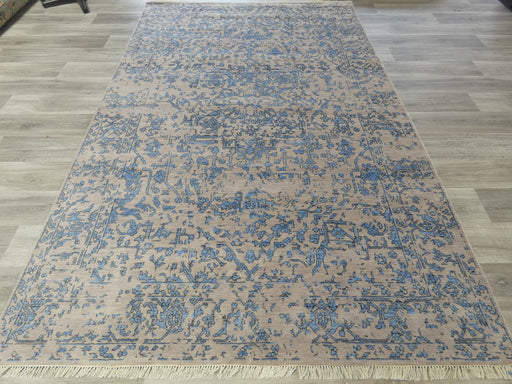 NZ Wool Hand Knotted Vintage Design Rug Size: 192 x 300cm