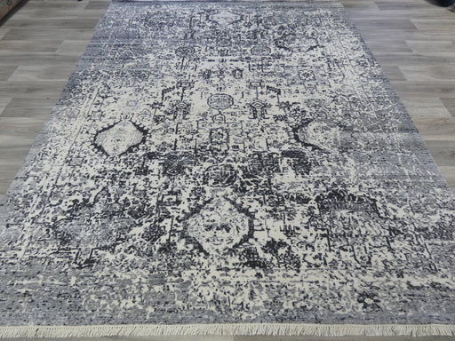 NZ Wool Hand Knotted Vintage Design Rug Size: 238 x 300cm