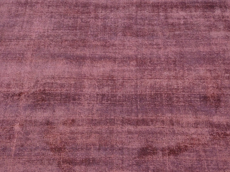 Jam Colour Hand Loomed Bamboo Silk Look Rug-Bamboo Silk-Rugs Direct