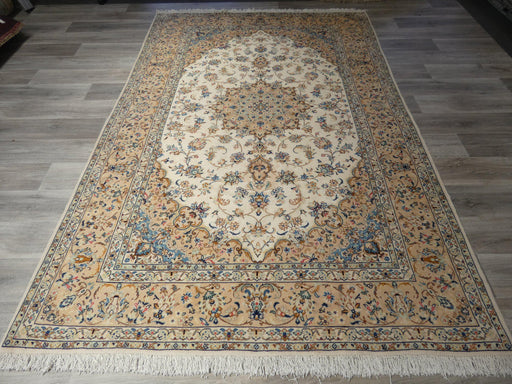 Soft Persian Hand Knotted Ardakan Rug Size: 197 x 293cm-Persian Rug-Rugs Direct