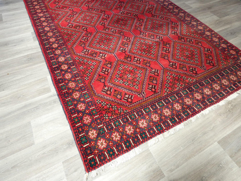 Persian Hand Made Babak City Rug Size: 206 x 290cm-Persian Rug-Rugs Direct